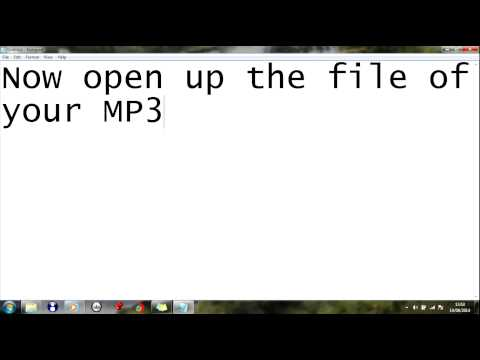 How to Burn MP3 Songs to a CD-R for your Cars