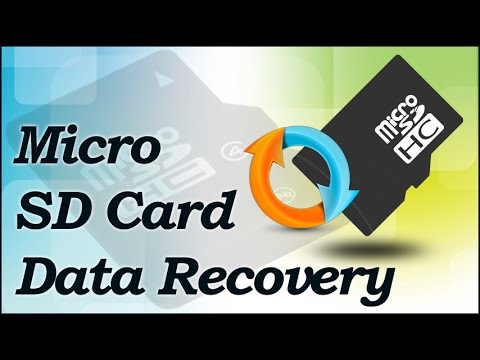 Micro SD Card Data Recovery: Restore SD Card Deleted Data