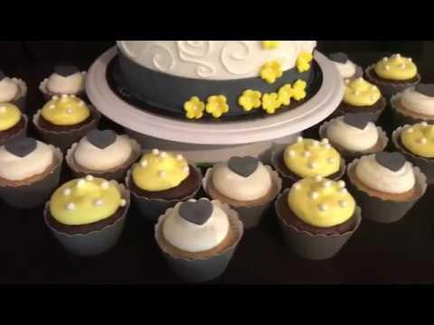 Decoración de cupcakes segunda parte
