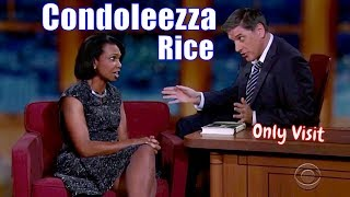 Condoleezza Rice Interviewed by Craig Ferguson About Her Autobiography
