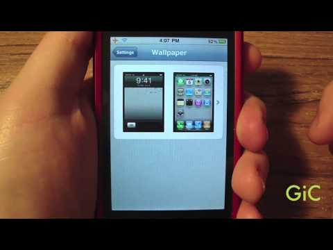 How To Easily Enable Multitasking and Wallpapers on iPod Touch 2g/ iPhone 3g on iOS4 with zToggle