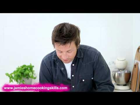 Jamie Oliver talks you through preparing an avocado