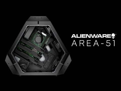 Alienware - The Area-51 Desktop (2014)