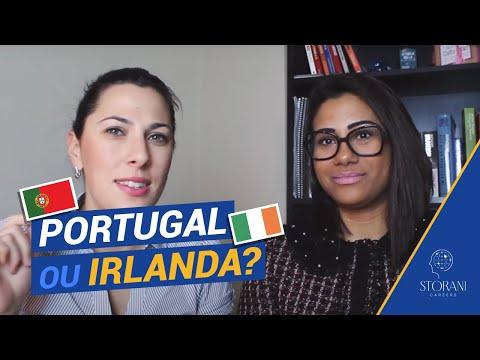 Portugal ou Irlanda? EPIC Programa e entrevista com Laís Moura