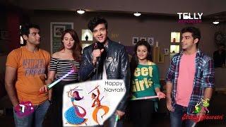 Navratri Special: Anirudh Dave With Y.A.R.O Ka Tashan Team Play Garba