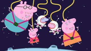 English Cartoon   At the Musem   Peppa Pig New Compilation #3