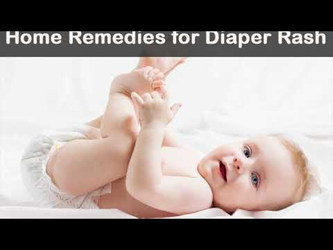Top Remedies For Diaper Rashes- Breast Milk, Grapefruit Seed Extract