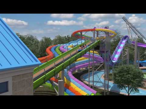 Hersheypark Announces Two New Water Attractions for 2018 - Unravel Travel TV