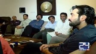 Humayun Saeed badly lashes out on India