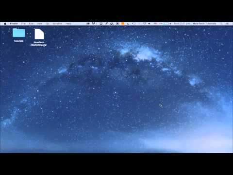 How to Email Large Files from Mac OS X Yosemite