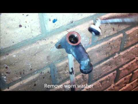 How To Replace Outside Tap Washer in Australia