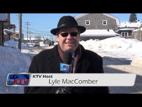 'Man About Town' with Lyle McComber