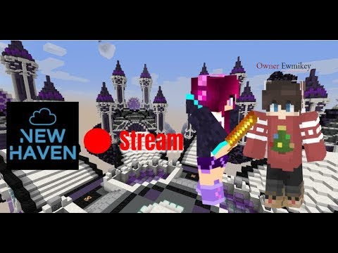 🔴 Live! // Playing KitPvP with Server Owner