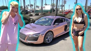 LETTING STRANGERS DRIVE MY SUPERCAR!