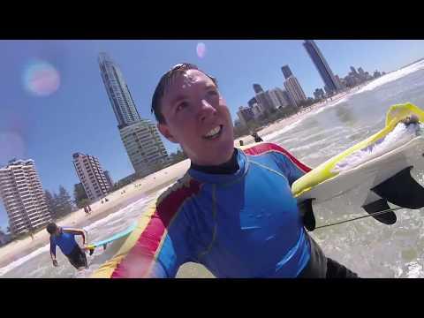 Australia - 2016 GoPro, Sydney, Airlie Beach, Skydive, Brisbane, Sirromet, Noosa, Surfers Paradise