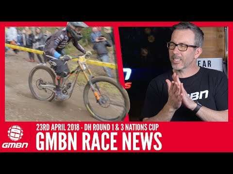 GMBN Mountain Bike Race News Show | World Cup Downhill, XC Italia & Argentina DH