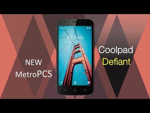 Coolpad Defiant -  metro pcs