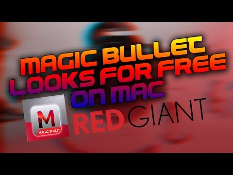 How to get Magic Bullet Looks on MAC + Extra Effects on Sony Vegas Pro 14 for Free|Still Working|