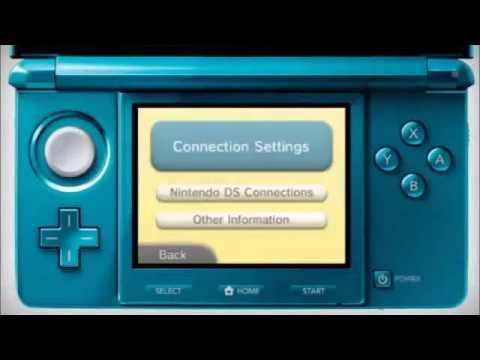 Nintendo 3DS Internet Setup Tutorial
