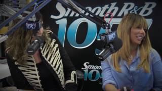 Tamar Braxton LIVE with Janet G