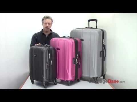 Samsonite Fiero 3 Piece Luggage Set - LuggageBase.com