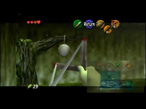 Let's Play Ocarina of Time w/ Trivia (HD) Part 5 -