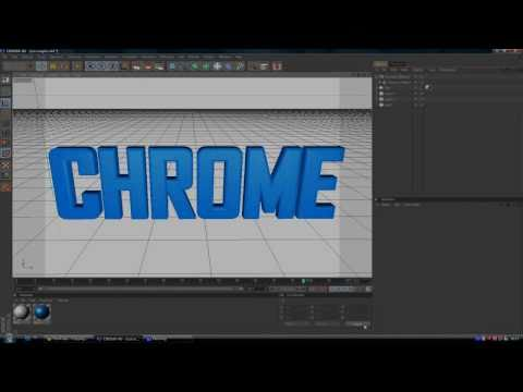 Fly-In Letters Tutorial | Cinema 4D