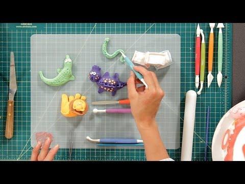 Fondant Tools & Ingredients | Cake Fondant