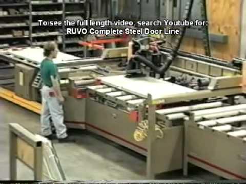Complete Steel Door Line (Teaser Video)