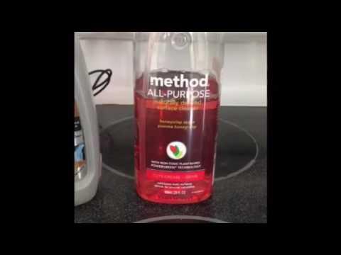 Shark steam mop cleansing bottle hack