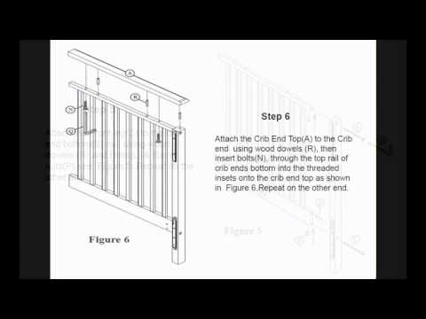 Graco Lauren Crib Assembly Instructions