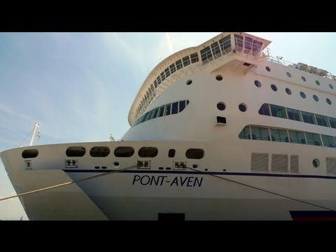 Madrid to London by Brittany Ferries
