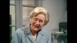 Mrs. Slocombe & Hyacinth Bucket in