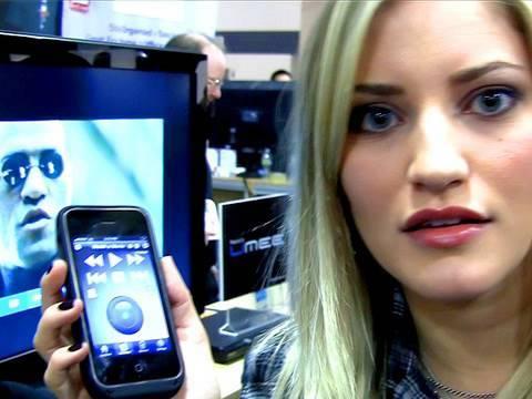 iPhone app TV remote control! Fastmac Power IV Plus demo