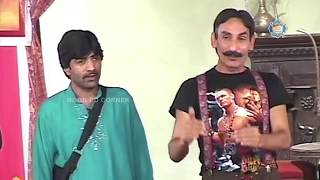 Iftikhar Thakur Sajan Abbas and Tariq Teddy New Pakistani Stage Drama Full Comedy Funny Clip