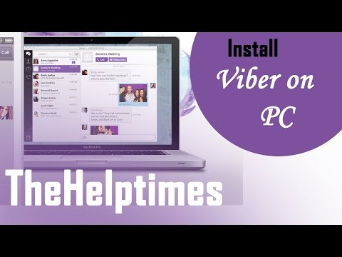 How To Install Viber On PC in Windows 8 - How To