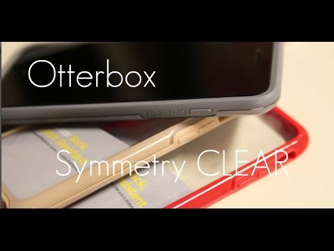 OtterBox Symmetry CLEAR EDITION - iPhone 6S / 6S Plus - Review