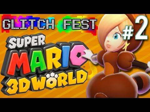 Super Mario 3D World - Glitchfest | PART 2