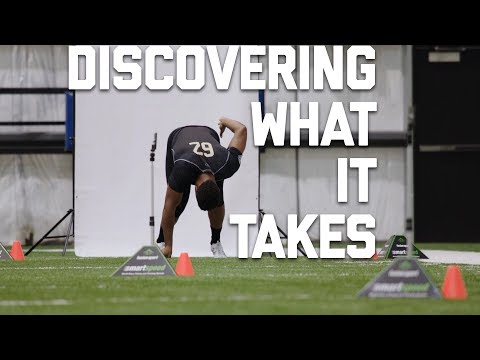 Episode 2: Discovering What it Takes | NFL Undiscovered