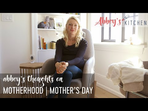Abbey Talks Motherhood, Infertility & IVF and Being a Mompreneur | Mother's Day