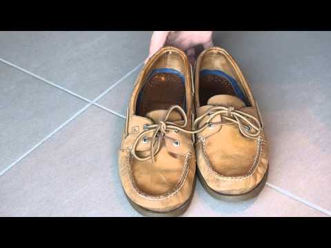 Sperry Top-Sider Sahara Authentic Shoe Review - 2 Years later
