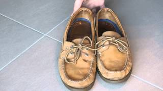 Sperry Top Sider Sahara Authentic Shoe Review 2 Years Later