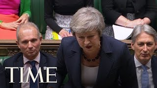 U.K. Prime Minister Theresa May Urges Ministers To Back Brexit Deal | TIME