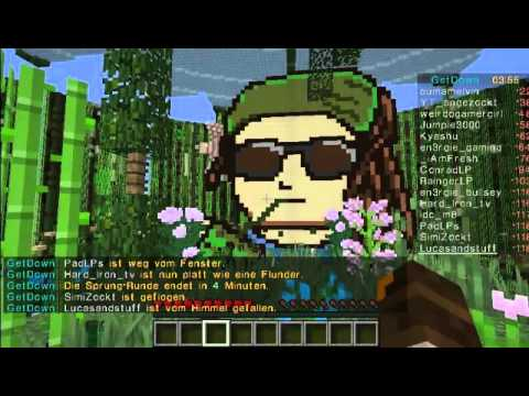 Minecraft Game Fusion!: Dropper and PVP!
