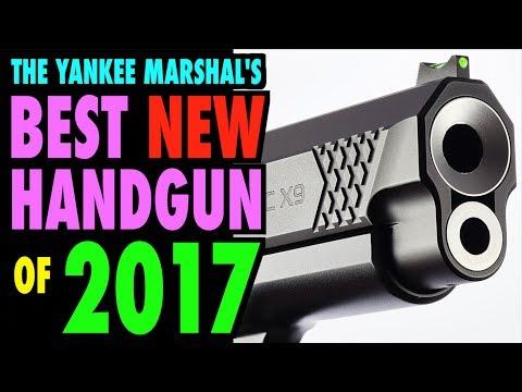 Best New Handgun of 2017