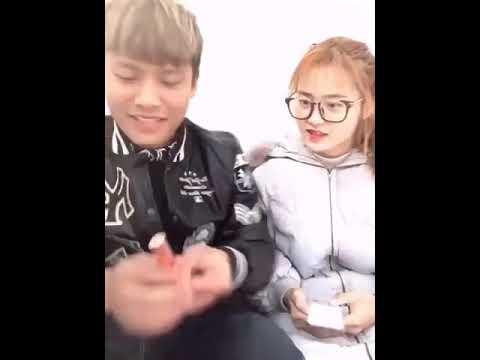 2018 girlfriend or boyfriend fighting at magic trick