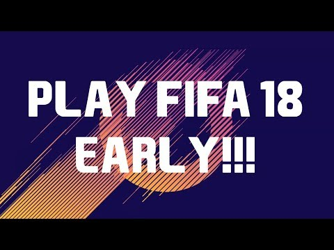 HOW TO PLAY FIFA 18 ONLINE WITH YOUR FRIENDS!!! | Tutorial