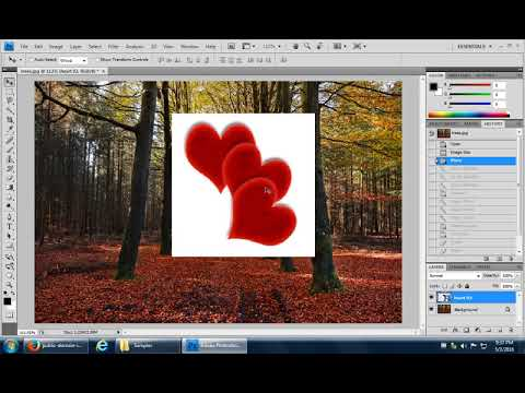 Adobe Photoshop - How to Erase a Background, Magic Wand, Quick Selection Tool, Pen Tool, Selections