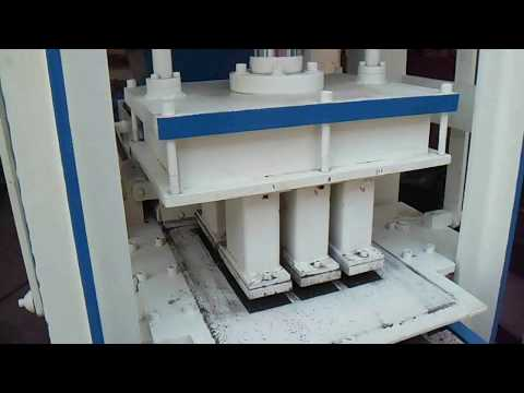 Manually Fly Ash Bricks Making Machine
