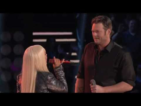 Christina Aguilera & Blake Shelton - Just A Fool (Unofficial Music Video)